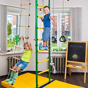 купить детский спортивный комплекс для дома
